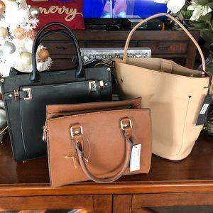 Handbags - 3 new bags handbag shoulder bag bucket bag